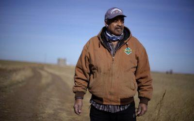 Black US farmers dismayed as white farmers' lawsuit halts relief payments