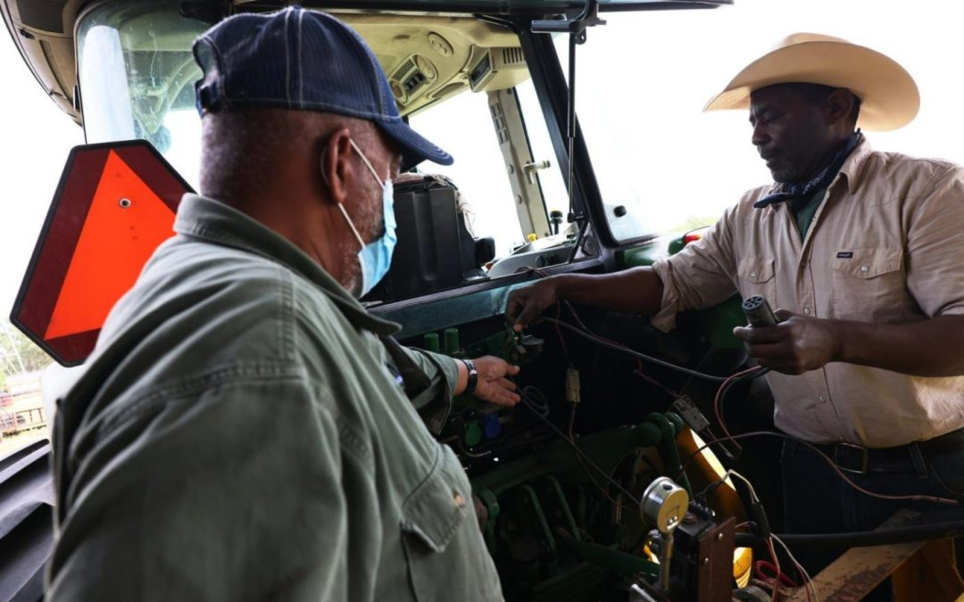 What will happen to USDA's loan forgiveness for BIPOC farmers?
